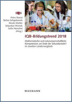 IQB-Bildungstrend 2018 - Cover